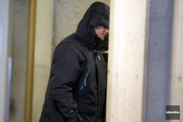 André Gagnon va purger une peine de quatre... (Archives Le Quotidien, Jeannot Lévesque)