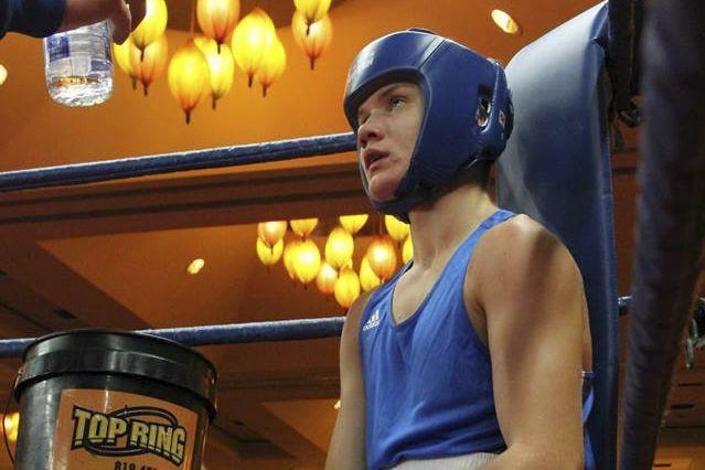 La nouvelle association du jeune boxeur Thomas Chabot... (Photo tirée de Facebook)