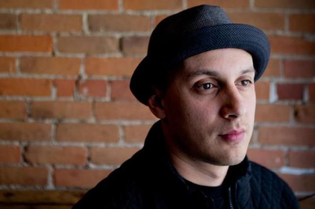 Le rappeur Samian a annulé un spectacle en... (PHOTO MARCO CAMPANOZZI, LA PRESSE)