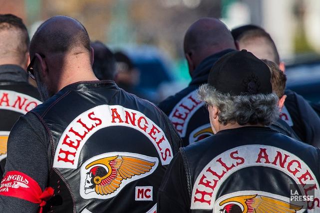 Le rassemblement des Hells Angels débutera ce vendredi... (PHOTO EDOUARD PLANTE-FRECHETTE, ARCHIVES LA PRESSE)