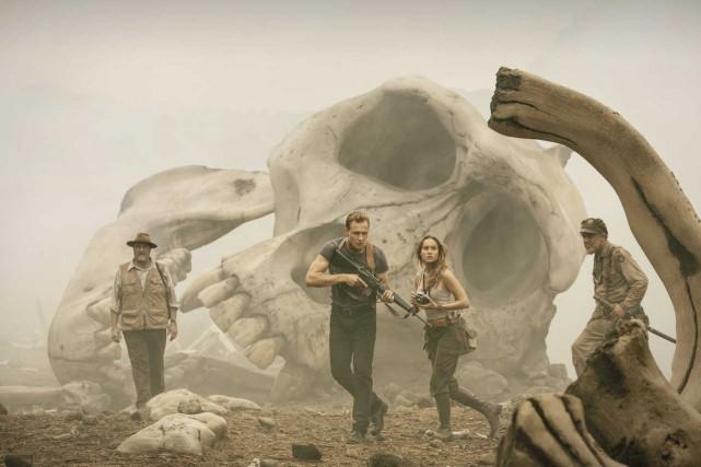 Une image deKong : Skull Island, film d'action... (Chuck Zlotnick)