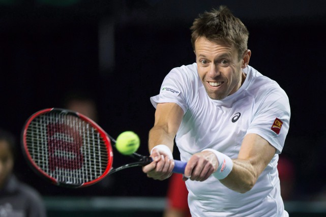 Daniel Nestor... (PHOTO ARCHIVES LA PRESSE CANADIENNE)