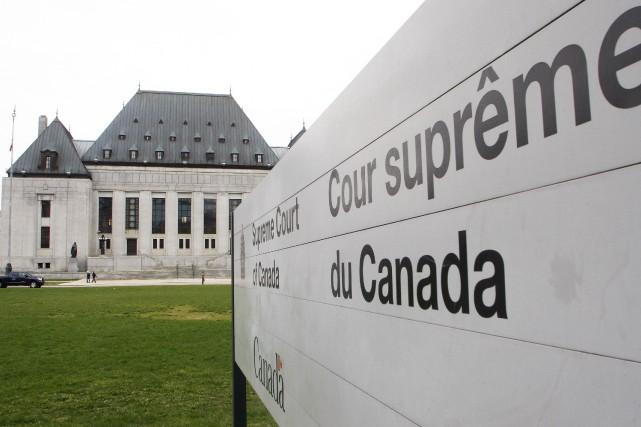 La Cour suprême du Canada confirme que les tribunaux peuvent interdire l'accès... (Archives Le Droit)