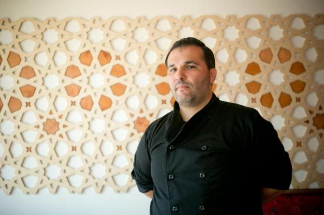Né en Alberta, Fuad Alnirabie est déménagé en... (Photo David Boily, La Presse)