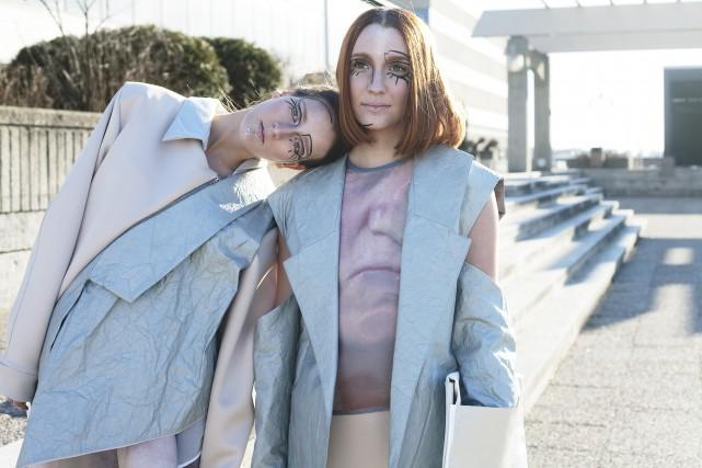 La collection Imperception de Marie-Soleil Lemay-Couture s'intéresse aux... (Gracieuseté, Andréanne Lupien)