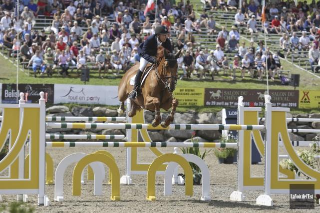 Bromont ne présentera pas les Jeux équestres mondiaux,... (Archives, La Voix de l'Est)