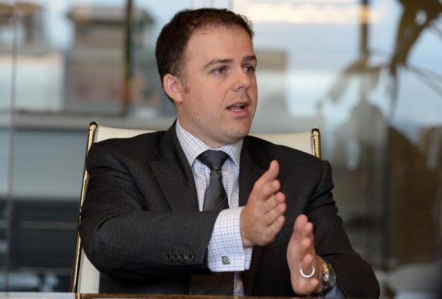 AlexandreGagnon se joindra prochainement à Pratt&Whitney Canada.... (Photothèque Le Soleil)