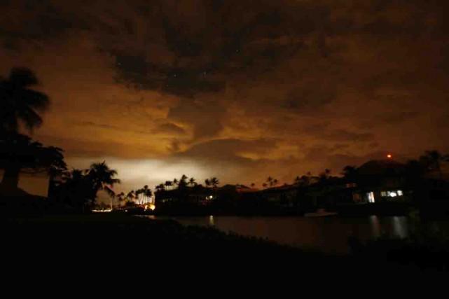 Une panne d'électricité à Hawaii due à une... (ARCHIVES REUTERS)