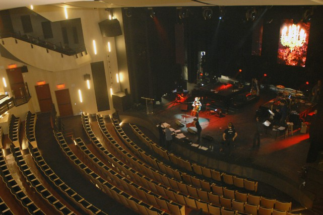 Le public saguenéen pourra retrouver le spectacle De... (Photo Le Progrès-Dimanche, Michel Tremblay)