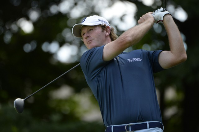 Brandt Snedeker... (Photo Eric Bolte, USA TODAY)