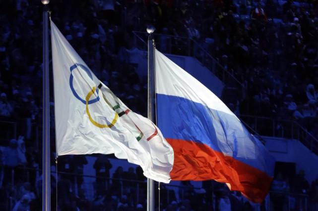 Les leaders du mouvement olympique n'ont pas opté pour une exclusion complète... (PHOTO PATRICK SEMANSKY, ARCHIVES AP)