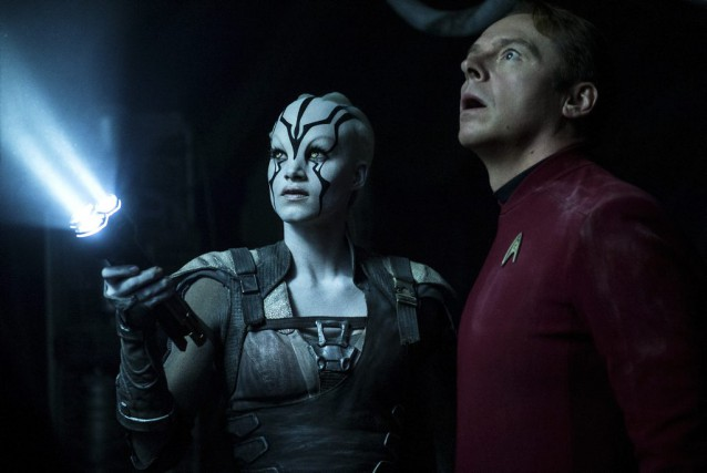Star Trek Beyond... (PHOTO KIMBERLEY FRENCH, AP/PARAMOUNT PICTURES)