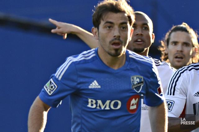 Le joueur de 29 ans a déjà porté... (Photo archives La Presse)