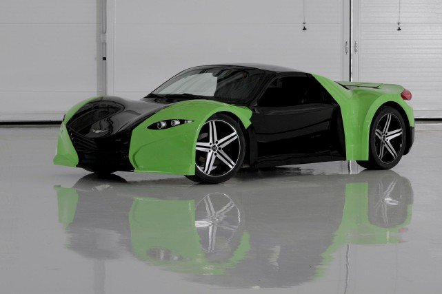Le futur coupé du constructeur Dubuc Motors empruntera... (Fournie par Dubuc Motors)