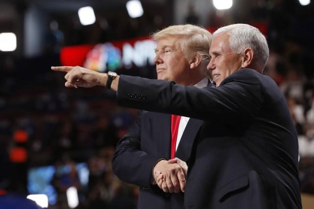Les responsables de la campagne du candidat républicain... (REUTERS)