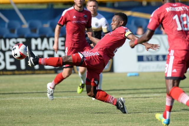 Le Fury d'Ottawa battu l'Armada de Jacksonville 2-0,... (Courtoisie, NASL)