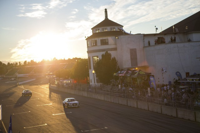 Alors que le Grand Prix de Trois-Rivières arrive à grands pas, certaines rues... (Olivier Croteau)