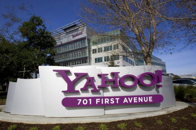 Pionnier d'internet, Yahoo!, fondé en 1994 et qui... (REUTERS)