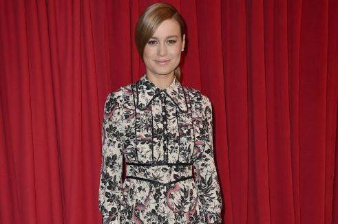 L'actrice Brie Larson se joint à la famille Marvel. Oscarisée pour son rôle... (PHOTO ARCHIVES AP)