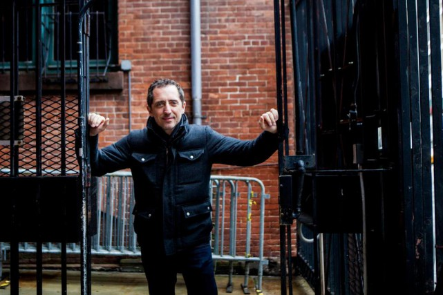 Gad Elmaleh dit avoir hâte de présenter son... (photo sam hodgson, archives the new york times)