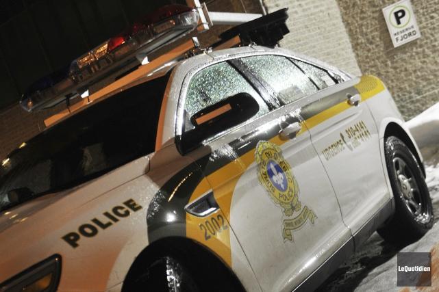 Trois voleurs ont été pris la main dans... (Archives Le Quotidien)