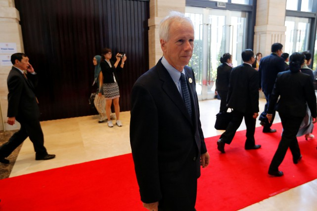 Stéphane Dion... (PHOTO JORGE SILVA, REUTERS)