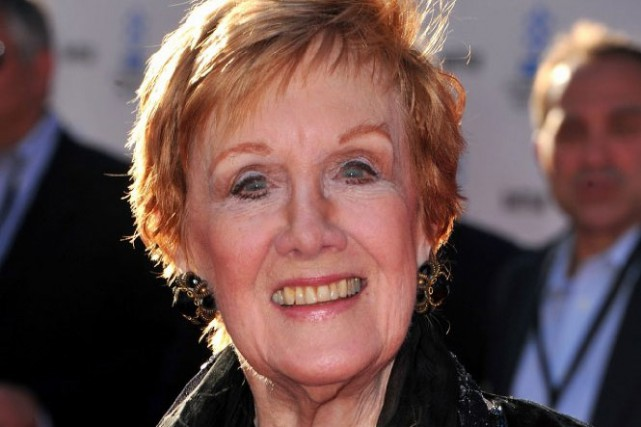Marni Nixon, dont la voix a doublé celles des actrices principales dans des... (PHOTO FOURNIE PAR GETTY IMAGES)