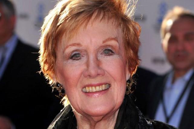 Marni Nixon, dont la voix a doublé celles des actrices principales dans des... (Getty Images)