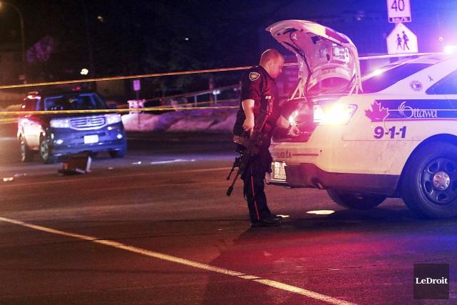 Les huit meurtres commis sur le territoire de... (Etienne Ranger, Archives LeDroit)