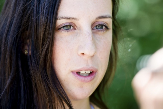 Gabrielle Lebel... (Spectre média, Jessica Garneau)