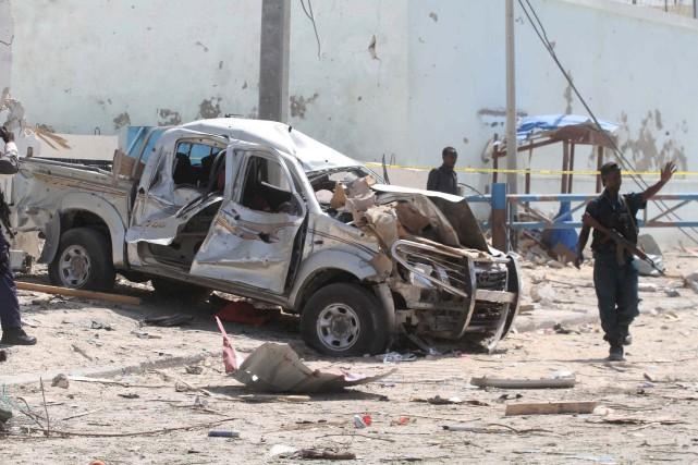 «Au moins 13 personnes ont été tuées dans... (PHOTO REUTERS)