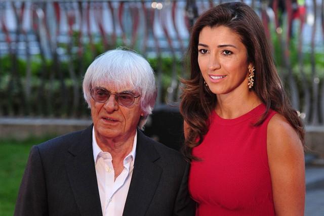 Le patron de la F1, Bernie Ecclestone, est... (AFP)