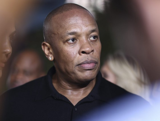 Dr. Dre... (Archives Associated Press, John Salangsang)