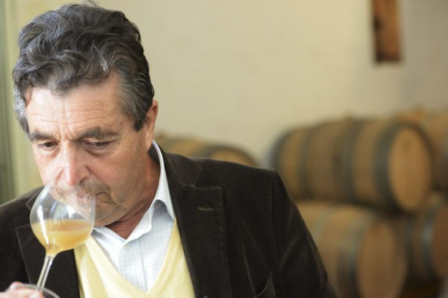 Denis Dubourdieu en octobre 2014.... (PHOTO ARCHIVES AFP)