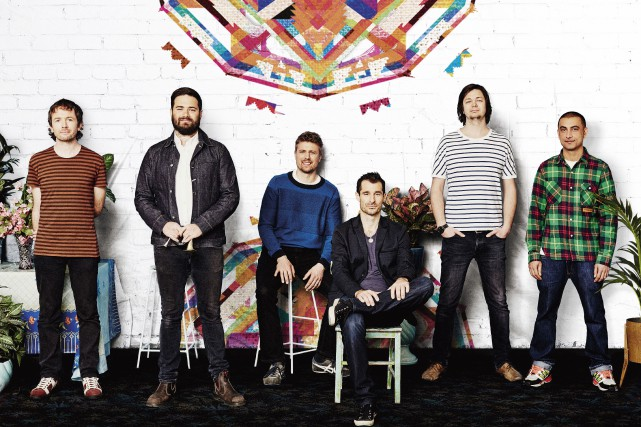 Le sextuor pop-jazz-ska australien The Cat Empire est... (Courtoisie)