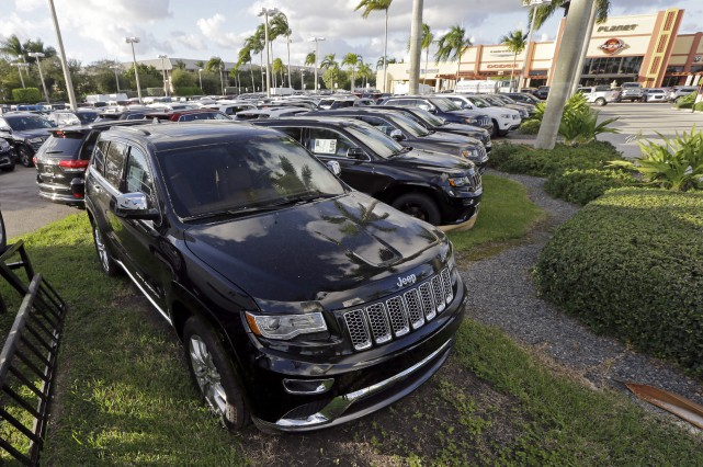 Fiat Chrysler examine la possibilité de ne plus... (AP)