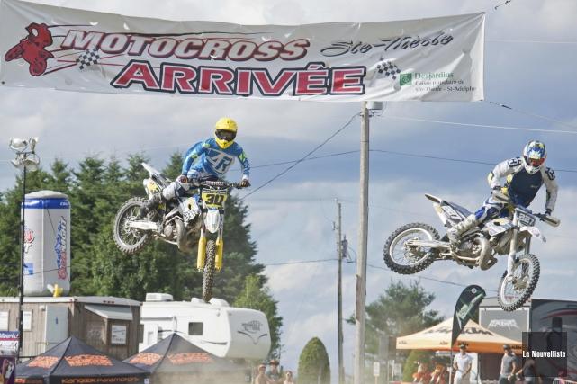 Tout comme en 2015, le Festival de motocross... (Archives Le Nouvelliste)