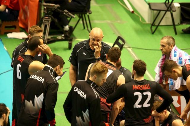 Le Latuquois Glenn Hoag participera aux Jeux olympiques... (Gracieuseté de la Fédération internationale de volleyball)