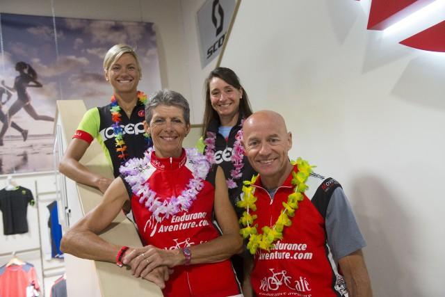 Le prochain Championnat du monde Ironman à Kona,... (Spectre média, Julien Chamberland)