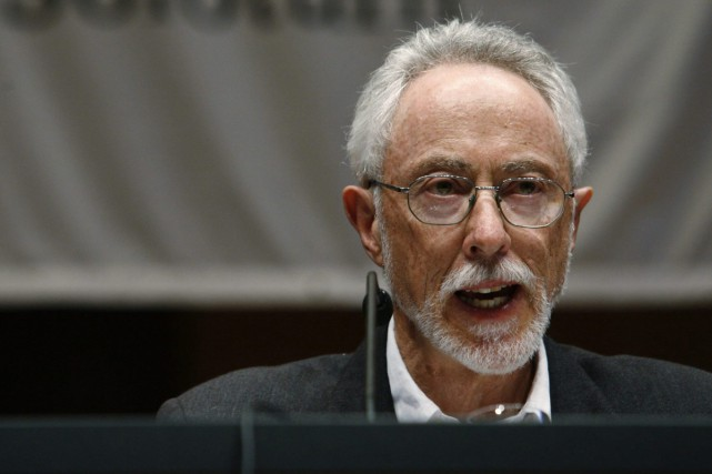 Le romancier sud-africain J.M. Coetzee... (PHOTO ARCHIVES AP)
