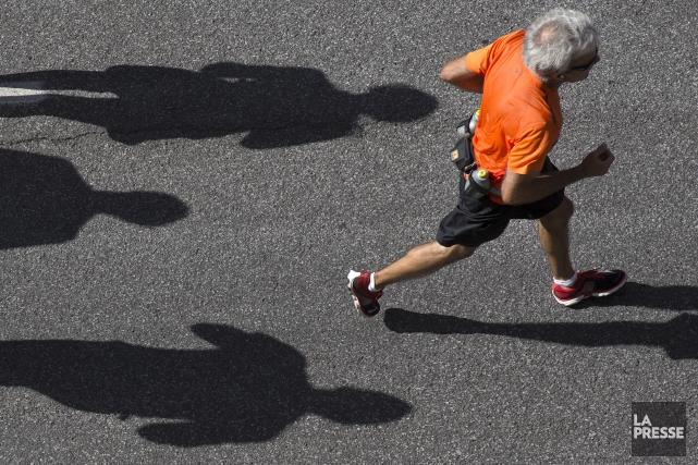 Le 3e demi-marathon deCoaticookse tiendra le dimanche prochain 31 juillet.... (Archives La Presse)
