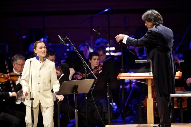 L'Orchestre symphonique de Montréal a remporté son premier... (Photo André Pichette, Archives La Presse)