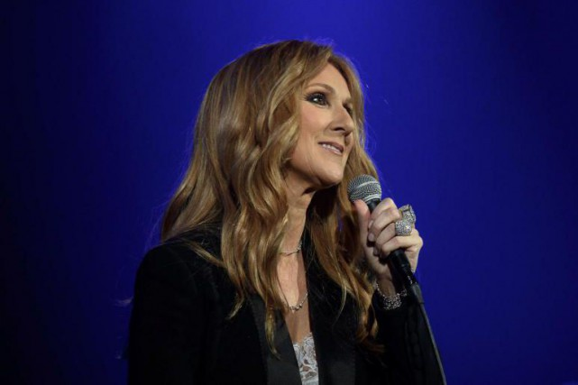 Céline Dion... (PHOTO ARCHIVES AFP)