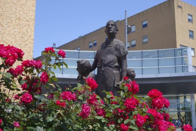 L'hôpital de St. Joseph's a réduit de 40%... (AFP)