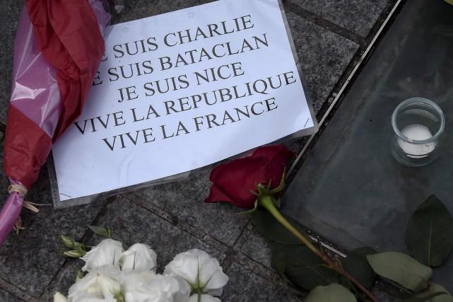 Les nombreux attentats terroristes survenus notamment en France... (AFP)