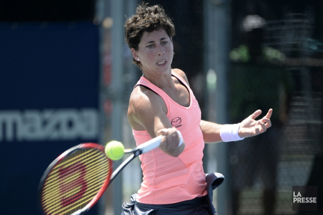 Carla Suarez Navarro... (PHOTO REUTERS)