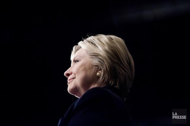 ÉDITORIAL / La désignation d'Hillary Clinton comme candidate officielle du... (La Presse NYT)