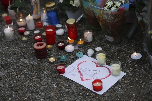 Le meurtre d'un prêtre en France est la... (AFP)