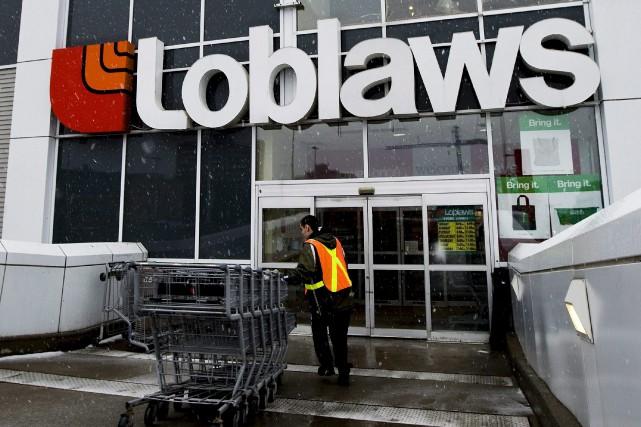 Le grand patron de Loblaw se prépare à une guerre de prix avec ses rivales,...