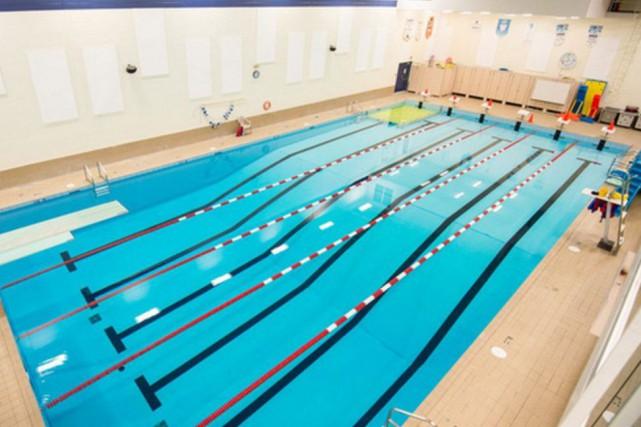 L'Aquaréna Léo-Paul-Bédard est située dans le secteur Charny... (Tirée du site www.ville.levis.qc.ca)